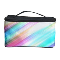 Background Course Abstract Pattern Cosmetic Storage Case by BangZart