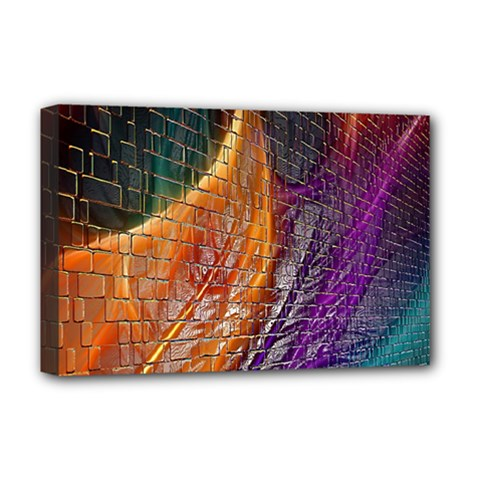 Graphics Imagination The Background Deluxe Canvas 18  X 12   by BangZart