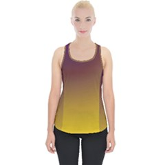 Course Colorful Pattern Abstract Piece Up Tank Top by BangZart
