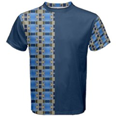 Orbit K Men s Cotton Tee by OZarBlueStore
