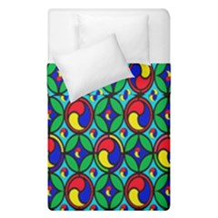 Colorful 4 Duvet Cover Double Side (single Size) by ArtworkByPatrick