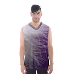 Feather Ease Airy Spring Dress Men s Basketball Tank Top by Nexatart