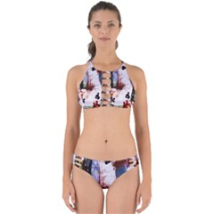 Doves Match 1 Perfectly Cut Out Bikini Set by bestdesignintheworld