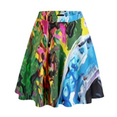 Dscf1611   Lady In Kimono And Tulip Tree High Waist Skirt by bestdesignintheworld