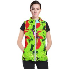 Untitled Island 3 Women s Puffer Vest by bestdesignintheworld