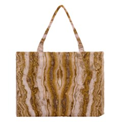 Marble Wall Surface Pattern Medium Tote Bag by Sapixe