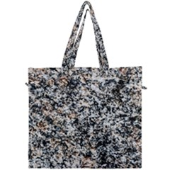 Granite Hard Rock Texture Canvas Travel Bag by FunnyCow