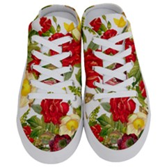 Flower Bouquet 1131891 1920 Half Slippers by vintage2030