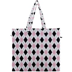 Argyle 316837 960 720 Canvas Travel Bag by vintage2030