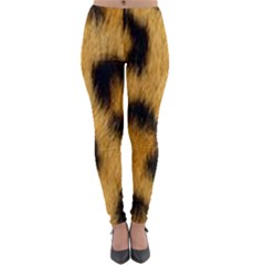 Animal Print 3 Lightweight Velour Leggings by NSGLOBALDESIGNS2