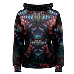 Background Texture Pattern Women s Pullover Hoodie