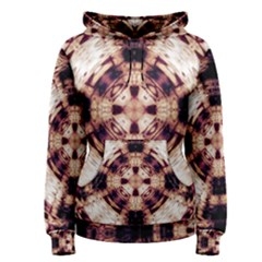 Abstract Art Wallpaper Background Women s Pullover Hoodie