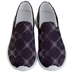 Abstract Seamless Pattern Men s Lightweight Slip Ons by Jojostore