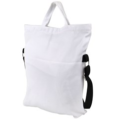 Fold Over Handle Tote Bag Icon