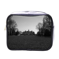 Vintage Usa Mount Vernon George Washington House 1970 Single Sided Cosmetic Case by Vintagephotos