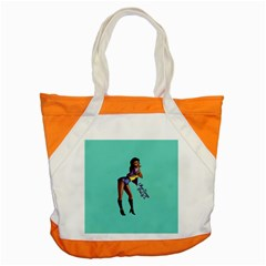 Pin Up 2 Snap Tote Bag by UberSurgePinUps