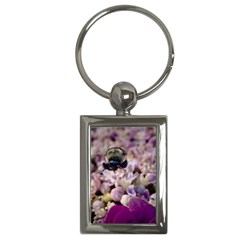 Flying Bumble Bee Key Chain (rectangle) by Elanga