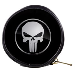 The Punisher Wallpaper  Mini Makeup Case by sterlinginme