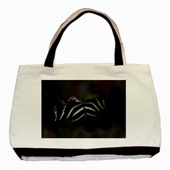 Butterfly 059 001 Twin Sided Black Tote Bag by pictureperfectphotography