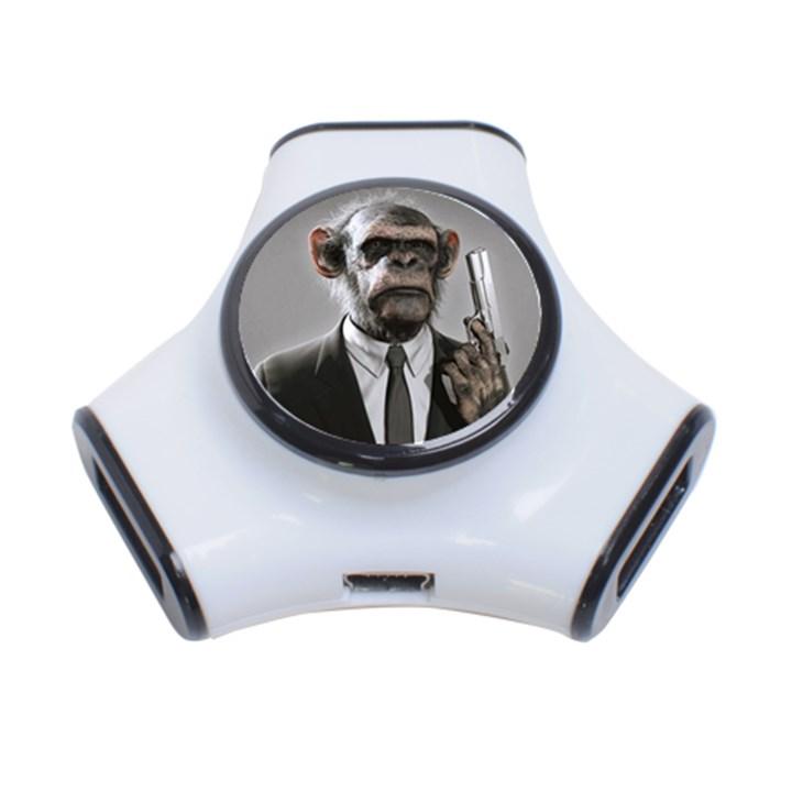 Monkey Business 3 Port USB Hub