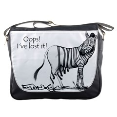 Lost Messenger Bag by cutepetshop