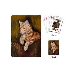 Cute Cat Playing Cards (mini)