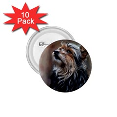 Puppy 1 75  Button (10 Pack)
