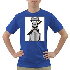 Ninja Cat Mens' T Shirt (colored)