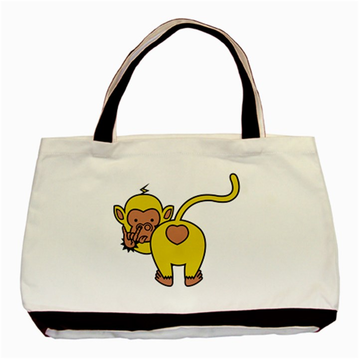 20130221 Whatareulookingat Classic Tote Bag