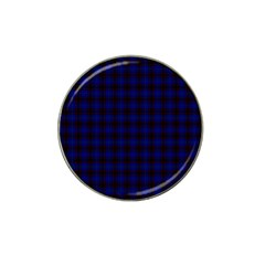 Homes Tartan Golf Ball Marker (for Hat Clip) by BestCustomGiftsForYou