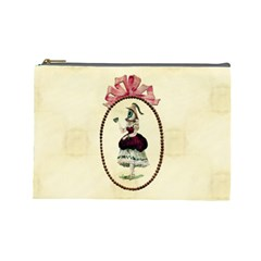 Female Eye Cosmetic Bag (Large) by EndlessVintage
