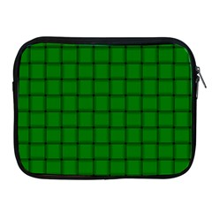 Green Weave Apple Ipad 2/3/4 Zipper Case by BestCustomGiftsForYou