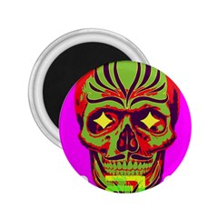 Rockskulls! 2.25  Button Magnet by Contest1703413