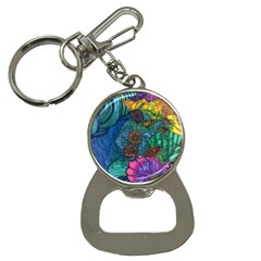 Beauty Blended Bottle Opener Key Chain by JacklyneMae