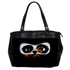 The Hidden Panda Oversize Office Handbag (one Side) by Contest1716449