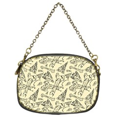 Bones & Arrows Chain Purse (two Side) by Contest1719194