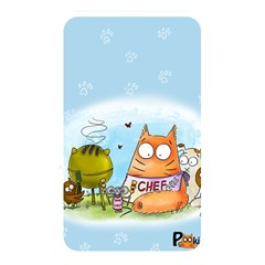 Apron Memory Card Reader (rectangular) by PookieCatWorld