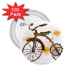 Tree Cycle 2.25  Button (100 pack) by Contest1753604