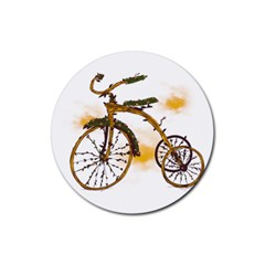 Tree Cycle Drink Coasters 4 Pack (round) by Contest1753604