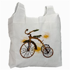 Tree Cycle Recycle Bag (one Side) by Contest1753604