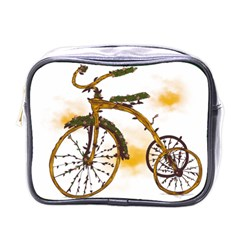 Tree Cycle Mini Travel Toiletry Bag (one Side) by Contest1753604