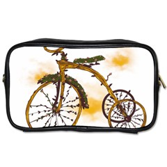 Tree Cycle Travel Toiletry Bag (Two Sides) by Contest1753604