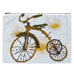 Tree Cycle Cosmetic Bag (XXL) by Contest1753604