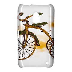 Tree Cycle Nokia Lumia 620 Hardshell Case by Contest1753604