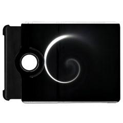 Glabel1a Kindle Fire Hd 7  Flip 360 Case