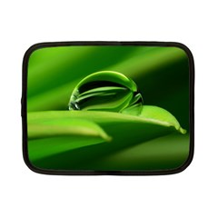 Waterdrop Netbook Case (small) by Siebenhuehner