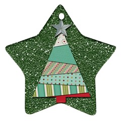 Oh Christmas Tree Star Ornament by Contest1673713