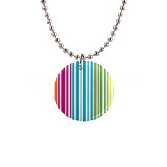 Color Fun Button Necklace