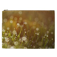Waterdrops Cosmetic Bag (XXL) by Siebenhuehner
