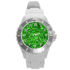 Modern Art Plastic Sport Watch (large)